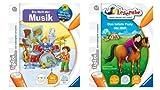 Ravensburger Tiptoi Die Welt der Musik und Leserabe Das tollste Pony der Welt 9120049248346