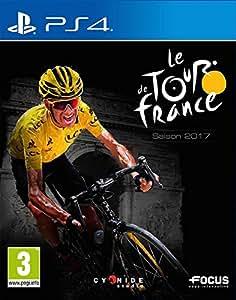 Tour de France 2017 - PlayStation 4 [Edizione: Francia]