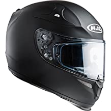 HJC–Cascos de motocicleta–HJC Rpha 10plus rubbertone (Mat) negro, RPHA 10 PLUS NOIR MAT, black - noir mat, XXL