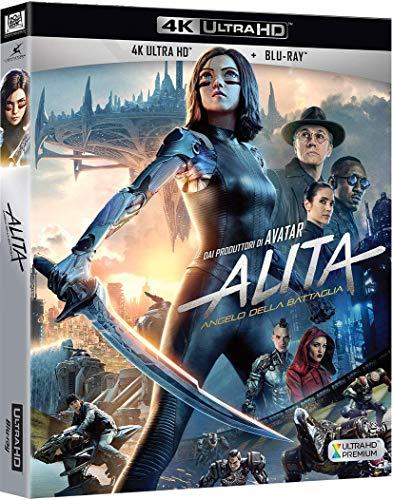 Alita - Angelo della battaglia (2 Blu Ray)