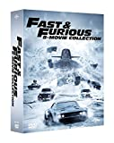 Fast & Furious 8 Movie Collection (8 DVD)