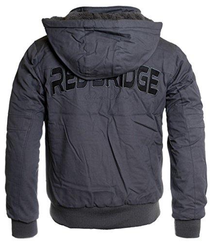 Redbridge - Blouson - Homme Gris
