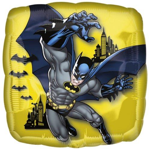 PARTY DISCOUNT NEU Folienballon Batman & Joker, 45 (Batman Verwandte Kostüme)