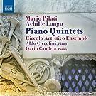Pilati & Longo: Piano Quintets