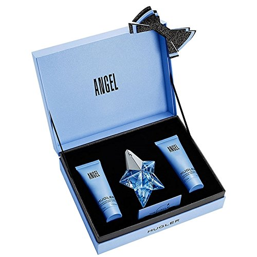 Set Angel edp. 25 ml. SP. + Body L. 50 ml.+ S. Gel50Ml.