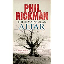 The Remains of An Altar (Merrily Watkins Series Book 8)