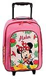 Disney Minnie Kindertrolley, 20498-2100 Kindergepäck, 42 cm, 20 L, Rosa