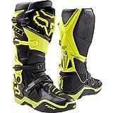 Fox Racing Motocross Instinct Yellow Boots Gr. 41