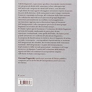 I diritti linguistici. Un'analisi comparata