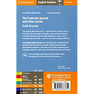 CER4: The Fruitcake Special and Other Stories Level 4 (Cambridge English Readers)