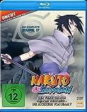 Naruto Shippuden - Der vierte große Shinobi Weltkrieg - Die Rückkehr von Team 7 - Staffel 17: Folgen 582-592 - Uncut [Blu-ray]