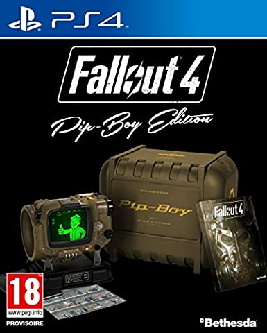 Fallout 4 - Pip Boy Collectors Edition PS4 Edition