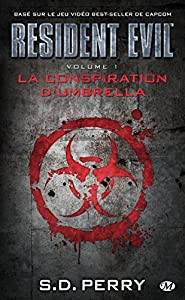 Resident Evil Edition simple Tome 1