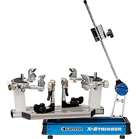 Gamma X-6FC Machine à corder raquettes de tennis