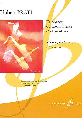L'Alphabet du Saxophoniste par Prati Hubert