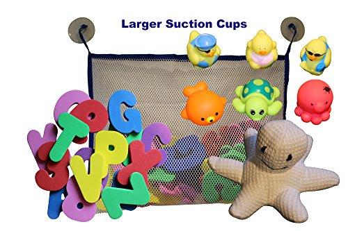 Bad Toys, Bad Buchstaben und Zahlen Set, Tier- und Ente Squirter und Quietscher Set und Octopus Badeschwamm