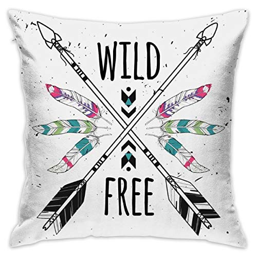 HHOWE Travel Throw Pillow Cushion Cover,Vintage Old Rubber Stamps Tourist Passport Visa Certificate Vacation Holiday Theme,Decorative Square Accent Pillow Case,18 X 18 Inches,Multicolor - Cover Passport Panda