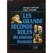 Les Grands seconds rôles du cinéma français (Collection Têtes d'affiche)