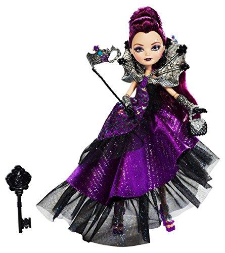 Mattel Ever After High CBT96 - Thronfest Raven Queen, (Raven Maske)