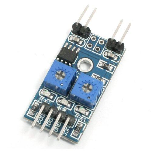 sourcingmap® DC 3.3-5V Contrôle thermique 2 CANAUX Module capteur température