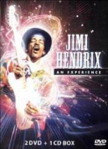 Jimi Hendrix - An Experience (2 Dvd+Cd) [Edizione: Regno Unito]