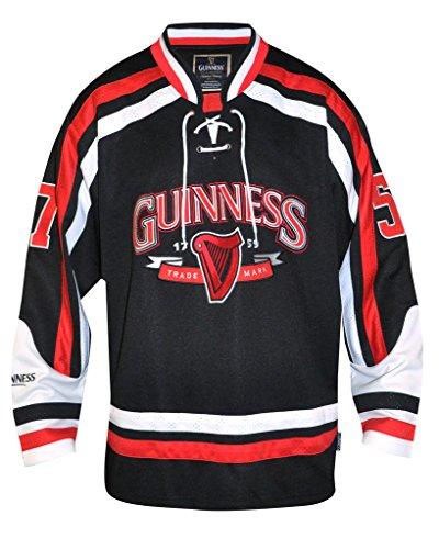 Guinness Handelsmarken-Logo Hockey Jersey