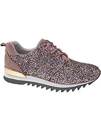TOM TAILOR Denim Tom Tailor Sneaker, Groesse 37, Rosé
