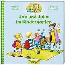 Jan und Julia im Kindergarten (Jan + Julia)