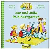 Jan und Julia im Kindergarten