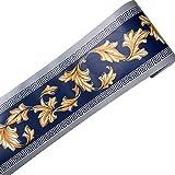 HBOS Tapete Bordüre Weinlese Muster Selbstklebende Wasserdichte Entfernbare Wandaufkleber Aufkleber Dekoration für Küche Badezimmer Wohnzimmer Fliesen Treppen