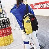 SEBAS Home Persönlichkeit Rucksäcke Kreative High School Student Schultasche Umhängetasche Outdoor Freizeit Rucksack