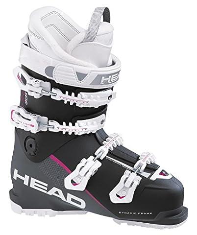 Head Damen Skischuhe Vector Evo 90 X schwarz/grau (718) 26