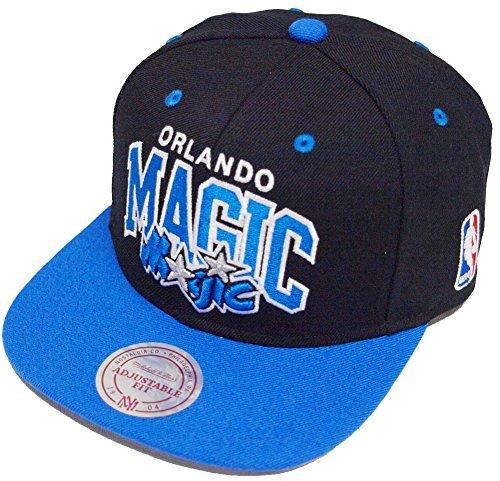 Mitchell & Ness NBA Orlando Magic Team Arch Snapback Cap NA80Z Kappe Basecap