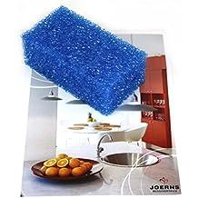 empasa Esponja, esponja–Azul–1pieza, tamaño. 11x 4x 6cm