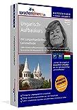 Ungarisch-Aufbaukurs mit Langzeitgedächtnis-Lernmethode von Sprachenlernen24.de: Lernstufen B1+B2. Ungarischkurs für Fortgeschrittene. PC CD-ROM+MP3-Audio-CD für Windows 8,7,Vista,XP/Linux/Mac OS X