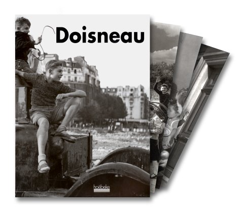 Coffret Doisneau, 3 volumes