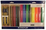 Staedtler 34 piece stationery collection