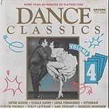 Sheila B. Devotion - Spacer, Skyy - Let's Celebrate, Evelyn Thomas - High Energy, Leif Garrett - I was made for Dancin' [CD Compilation] Dance Classics Vol. 4