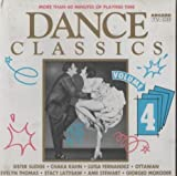 Sheila B. Devotion - Spacer, Skyy - Let's Celebrate, Evelyn Thomas - High Energy, Leif Garrett - I was made for Dancin' [CD Compilation] Dance Classics Vol. 4