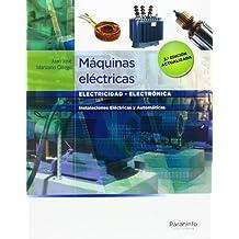 Máquinas eléctricas (Electricidad Electronica)