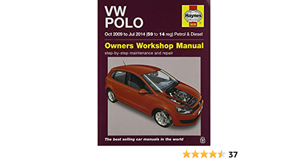 Gill P Vw Polo Petrol And Diesel Oct 09 Jul 14 59 To 1 Gill Peter Fremdsprachige Bücher