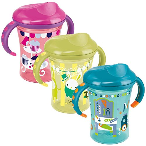 Preisvergleich Produktbild NUK EL TRAINER CUP 250 ml, 1 Stück