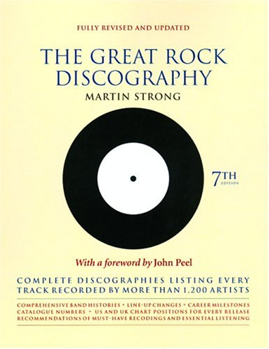 The Great Rock Discography