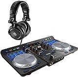 Hercules Universal DJ Controller + HDP Kopfhörer