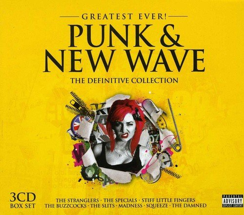 Greatest Ever Punk & New Wave