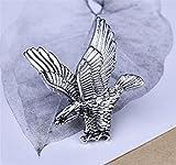 Enamel Pin Badge Souvenir Fashion Cartoon Eagle Broches Bouton Badge Vêtements Vêtements Accessoires