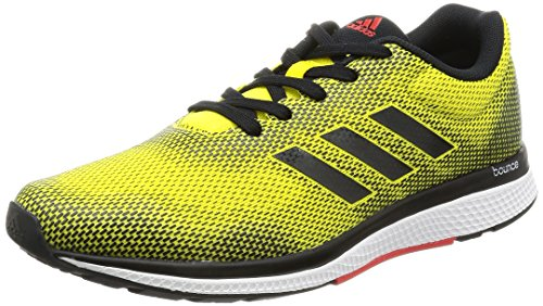 adidas Herren Mana Bounce 2 Laufschuhe gelb/schwarz
