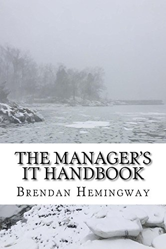 The Manager's IT Handbook: A Layman's Guide to Information Technology (English Edition)
