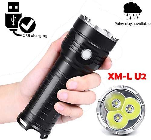 TAOtTAO xml-u2 Torcia Impermeabile Impermeabile Impermeabile Esterna LED Super Luminoso 18650 Torcia B07G8522R8 Parent | Prima Consumatori  | elegante  | Conveniente  31739c