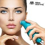 MyGlamy LUXUS Anti-Aging Faltenbügeleisen mit Sauerstoff 10 Jahre Jünger+ Himalaya GOJI-BEEREN Creme Gesichtscreme Anti-Age-Gesichtspflege-Geräte
